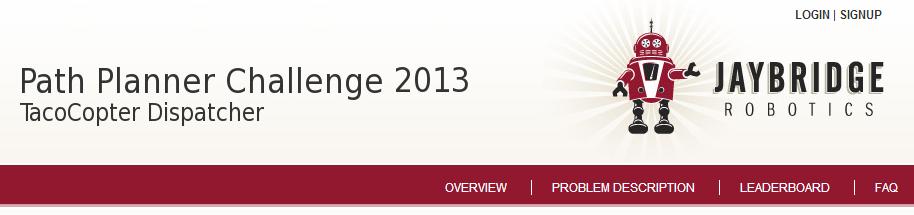 Jaybridge Challenge 13